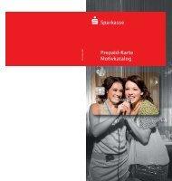 s-Sparkasse Prepaid-Karte Motivkatalog - Sparkasse Koblenz