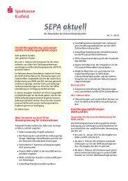 Ausgabe 3 - Sparkasse Krefeld