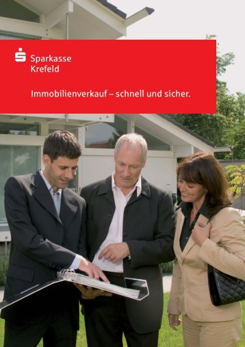 s- Sparkasse Krefeld Immobilienverkauf – schnell und sicher.