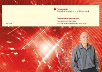 Diagnose Mittelstand 2011 Deutscher Mittelstand ... - und Giroverband