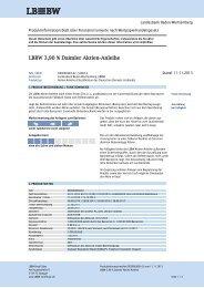 LBBW 3,90 % Daimler Aktien-Anleihe