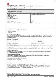 Verbraucherinformation Knax - Sparkassenbuch 03.2012