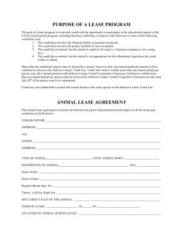 Master Lease Agreement Master Lease Agreement No  Master Lease
