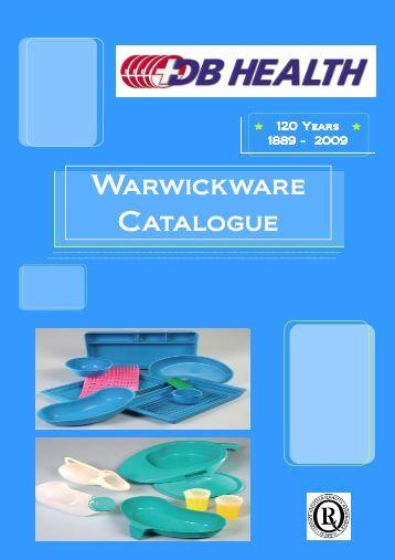 Warwickware Catalogue