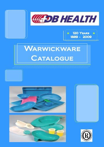 Warwickware Catalogue