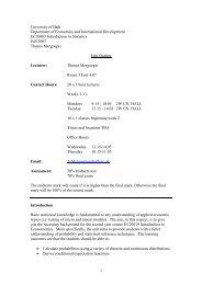 Unit outline - Student subdomain for University of Bath