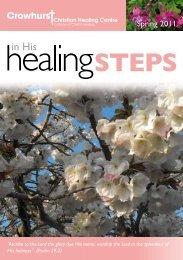 Healing Steps - Spring 2011