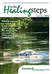 Healing Steps - Summer 2013