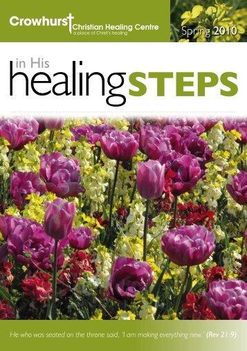 Healing Steps - Spring 2010