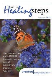 Healing Steps - Summer 2012