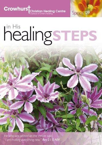 Healing Steps - Spring 2009