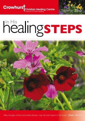 Healing Steps - Summer 2010