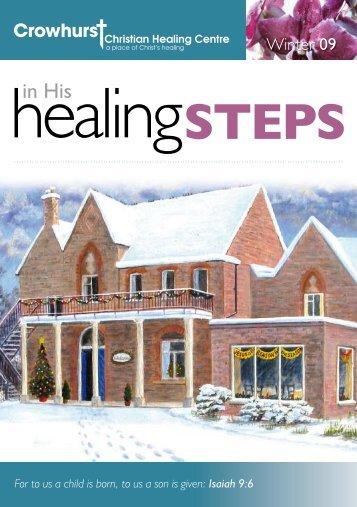 Healing Steps - Winter 2009