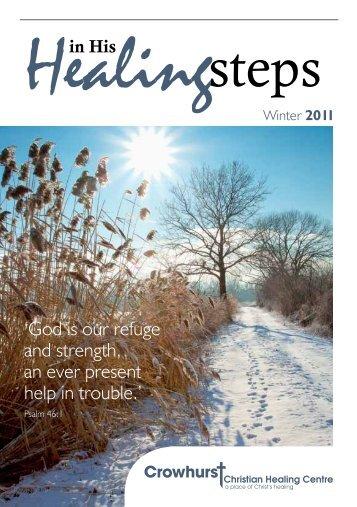 Healing Steps - Winter 2011