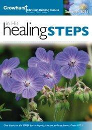Healing Steps - Summer 2011