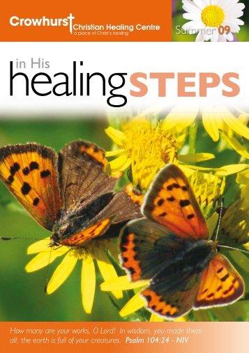 Healing Steps - Summer 2009