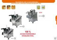 ACCIAIO INOSSIDABILE STAINLESS STEEL NEW - icsticino.ch