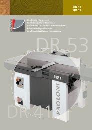 DR 53 - paoloni macchine.