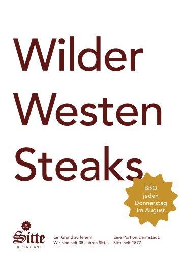 Wilder Westen 2014