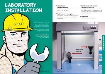 Laboratory Installation - Presearch