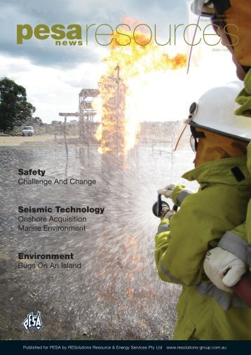 Safety Seismic Technology Environment - Pnronline.com.au