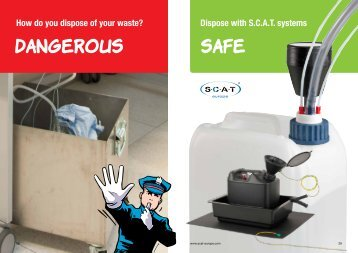 SCAT 2012 Catalogue: Waste Systems - Presearch