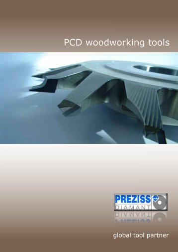woodworking cutting tools - PREZISS DIAMANT