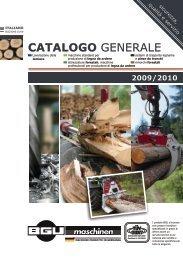 cataloGo Generale - BGU Maschinen