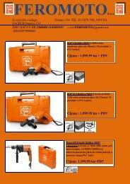 AKCIJA FEIN 2012.pdf - Feromoto