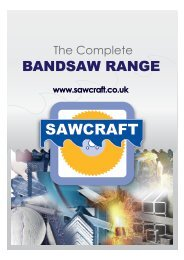 Download Brochure (PDF) - Sawcraft UK