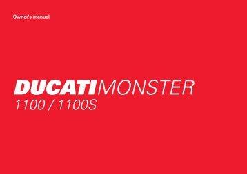 DUCATI MONSTER - Ducatithailand.com