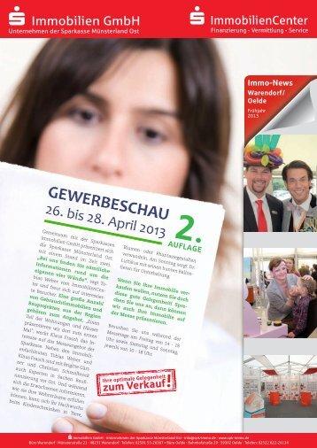Immobilienbrief Region Warendorf und Oelde - Sparkasse ...