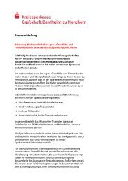 Download - Privatkunden - Kreissparkasse Grafschaft Bentheim zu ...