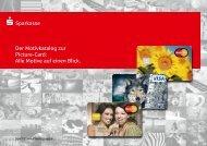 s-Sparkasse Picture-Card Motivkatalog - Sparkasse Pforzheim Calw