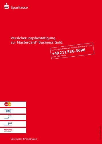 Versicherungsbedingungen - Sparkasse Offenburg/Ortenau