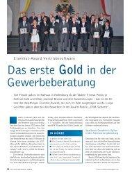Artikel Versicherungsmagazin - Sparkasse Osnabrück