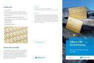 Teilbares Gold mit Zertifizierung - Sparkasse Passau
