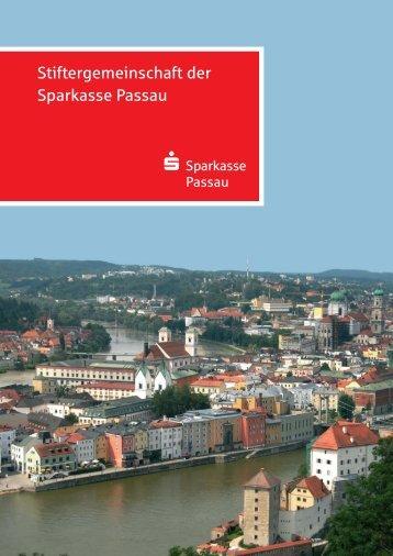 Stiftergemeinschaft der Sparkasse Passau