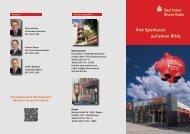 Kurzbericht 2012 - Sparkasse Rhein-Nahe