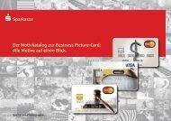  Sparkasse Der Motivkatalog zur Business Picture-Card: Alle ...