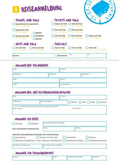 Anmeldeformular (PDF) - Sparkasse Saarbrücken