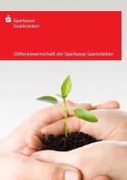 Stiftergemeinschaft der Sparkasse Saarbrücken s Sparkasse ...
