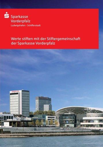 zur Broschüre - Sparkasse Vorderpfalz