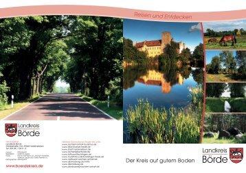 Magdeburg - Landkreis Börde