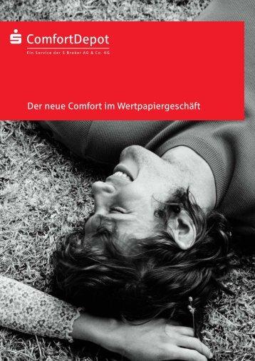 Der neue Comfort im Wertpapiergeschäft - Sparkasse Werra-Meißner