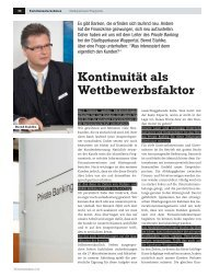 Interview - Stadtsparkasse Wuppertal
