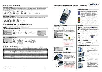 Artema Mobile/Portable