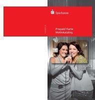 s-Sparkasse Prepaid Karte Motivkatalog - Sparkasse Zollernalb