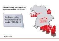 markt 2012/2013 - Sparkassen Immobilien