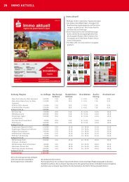 26 IMMO AKtuell - Sparkassen Immobilien